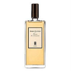 SERGE LUTENS FLEURS DE CITRONNIER 50, 100 ml (old design)